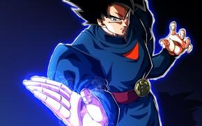 Picture Goku, Dragon ball, Goku Ultra, Ultra instinct, Super Dragon Ball Heroes