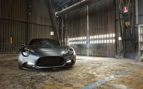 Picture front view, Berlinetta, Puritalia, V8, 2019, 965 HP, the will