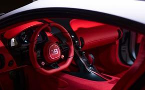 Picture roof, Bugatti, salon, Chiron, 2020, Chiron Pur Sport