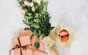 Picture flowers, roses, bouquet, decor