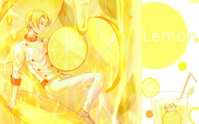 Picture lemon, guy, In the search for the divine recipe, Shokugeki No Soma
