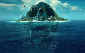 Picture The film, Film, 2020, Fantasy island, Fantasy Island