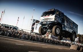 Picture Auto, Sport, Machine, Truck, Master, Russia, 300, Kamaz, Rally, Dakar, KAMAZ-master, Rally, KAMAZ, Best, RedBull, …