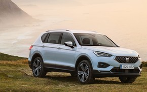 Picture Seat, 2019, Tarraco, Xcellence, Seat Tarraco Xcellence