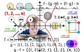 Picture book, formula, school, figure, graphics, pretty soon