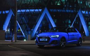 Picture 2018, Sportback, S-Line, Audi A1, 30 TFSI