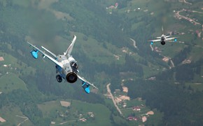 Picture Fighter, Pair, The MiG-21, OKB Mikoyan and Gurevich, The BBC Romania, PTB
