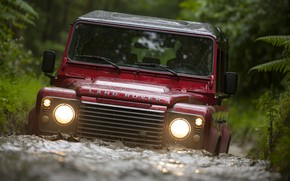 Picture SUV, Land Rover, Defender, 2013, Defender 110