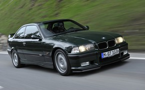 Picture road, 1995, BMW M3 GT