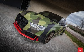 Picture Audi, Hybrid, Forged, Series, Sportback, RS3