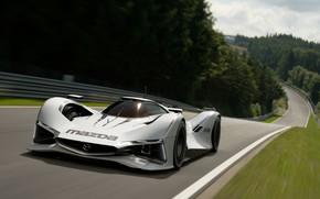 Picture speed, Mazda, Prototype, Gran Turismo Sport, LM55 VGT