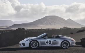 Picture 911, Porsche, Speedster, 2019, Heritage Design Package
