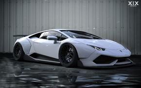 Picture Auto, Lamborghini, White, Machine, Art, Lambo, Lamborghini Huracan, Transport & Vehicles, by Hammad XIX, Hammad …