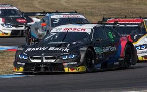 Picture coupe, turn, BMW, track, M4 DTM