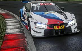 Picture BMW, Lights, 2018, DTM, Silhouette prototype, BMW M4 DTM (F82)