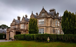 Picture estate, Muckross House, Killarney national Park