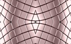 Picture metal, volume, figure