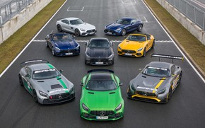 Picture Mercedes-Benz, AMG, GT S, GT R, GT C