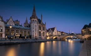 Picture Flanders, Arrondissement of Ghent, City