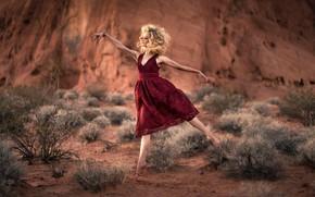 Picture nature, dance, ballerina