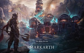 Picture The Elder Scrolls Online, Nord, tes online, THE ELDER SCROLLS ONLINE: МАРКАРТ