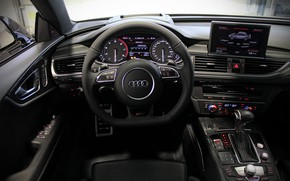 Picture Audi, interior, RS7, 2016, S7, M&D Exclusive Cardesign, A7, A7 Sportback, S7 Sportback, MD700