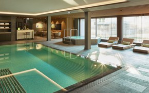 Picture interior, pool, Jacuzzi, the room, area, Davos, Hard Rock Hotel