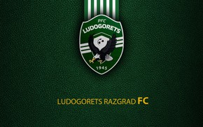Picture wallpaper, sport, logo, football, Ludogorets 1945