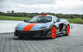 Picture McLaren, 2018, MSO, 675LT, Gulf Racing