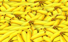 Picture berries, fruit, bananas