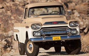 Picture Chevrolet, Truck, Apache, Vehicle