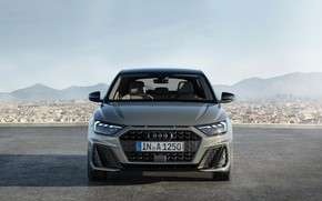 Picture front view, 2018, Sportback, S-Line, Audi A1, 35 TFSI