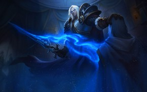 Picture King, WOW, Lich King, Warcraft, Blizzard, Paladin, Arthas, Frostmourne, Arthas, Illustration, Characters, Arthas Menethil, WarCraft …
