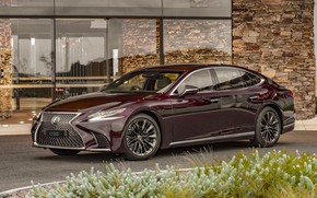 Picture Lexus, LS 500, Inspiration Series, 2019-20