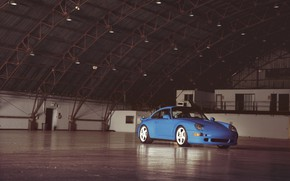 Picture Hangar, Car, Porshce 911 Turbo