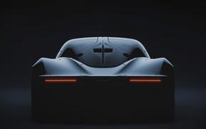 Picture McLaren, Auto, Machine, Supercar, Rendering, Rear view, Transport & Vehicles, McLaren Speedtail UE4, John Bulmer, …