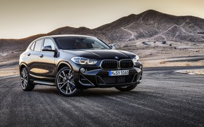 Picture 2018, crossover, BMW X2, M35i