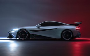 Picture Coupe, hypercar, Hyper, ultrawide, 2021, Naran, Vimana Private Jets