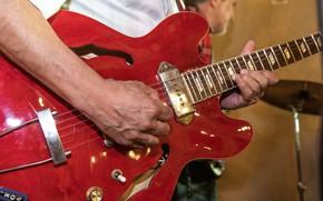 Picture guitar, rock, play guitar