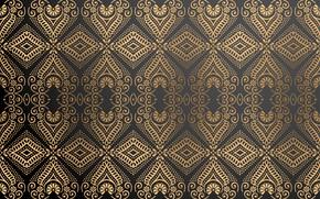 Picture pattern, gold, ornament, color, Luxury, ornamental
