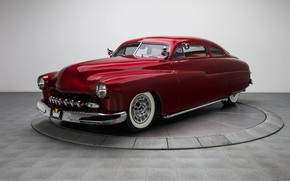 Picture Coupe, Vehicle, Mercury