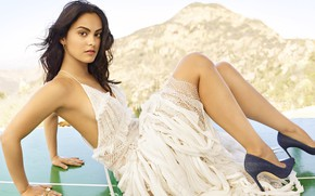 Picture look, girl, pose, Camila Mendes