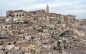 Picture the city, italia, matera