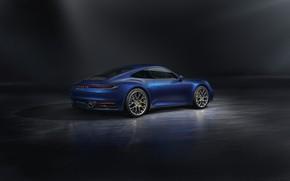 Picture 911, Porsche, rear view, Carrera S, 2019