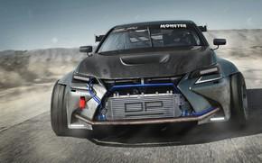 Picture Auto, Lexus, Machine, Monster, Rendering, The front, Lexus GS, Dmitry Strukov, Dizepro, by Dmitry Strukov, …