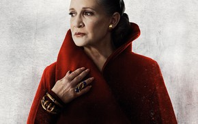 Picture Star Wars, Leia, Carrie Fisher, The Last Jedi