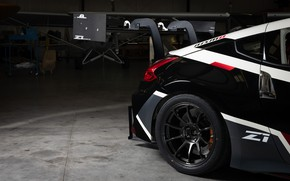 Picture Concept, Nissan, spoiler, 370Z, 2019, Global Time Attack TT