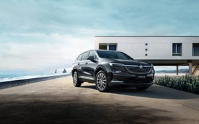 Picture Buick, 2019, Buick Enclave China
