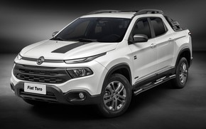 Picture pickup, Freedom, Fiat, Toro, 2019, S-Design