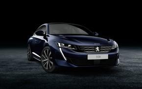 Picture Peugeot, sedan, 2018, 508